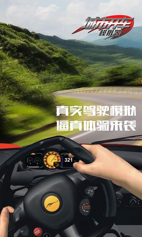 城市开车模拟器截图3