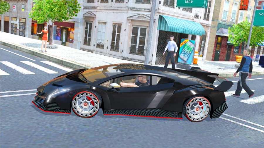 兰博汽车模拟器截图3