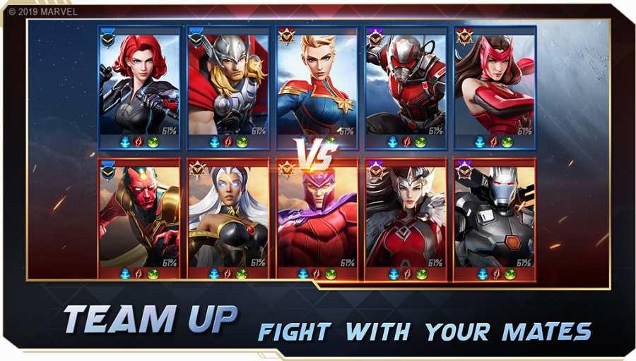 漫威:超级之战 测试版