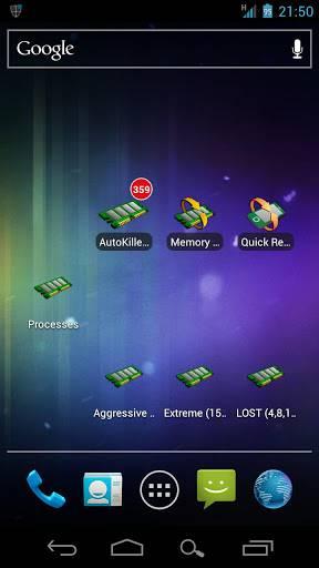 内存优化:AutoKiller Memory Optimizer截图4