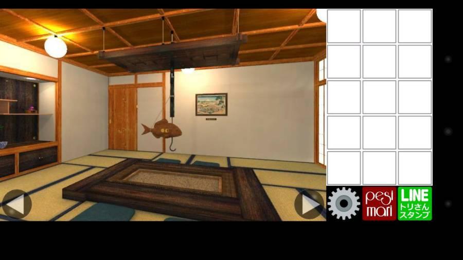 Tatami Room Escape截图5