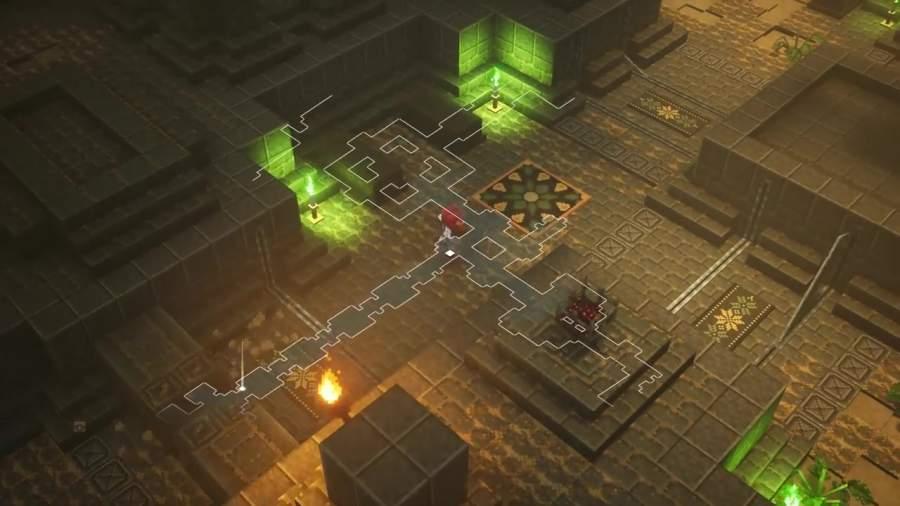 我的世界:地下城截图1