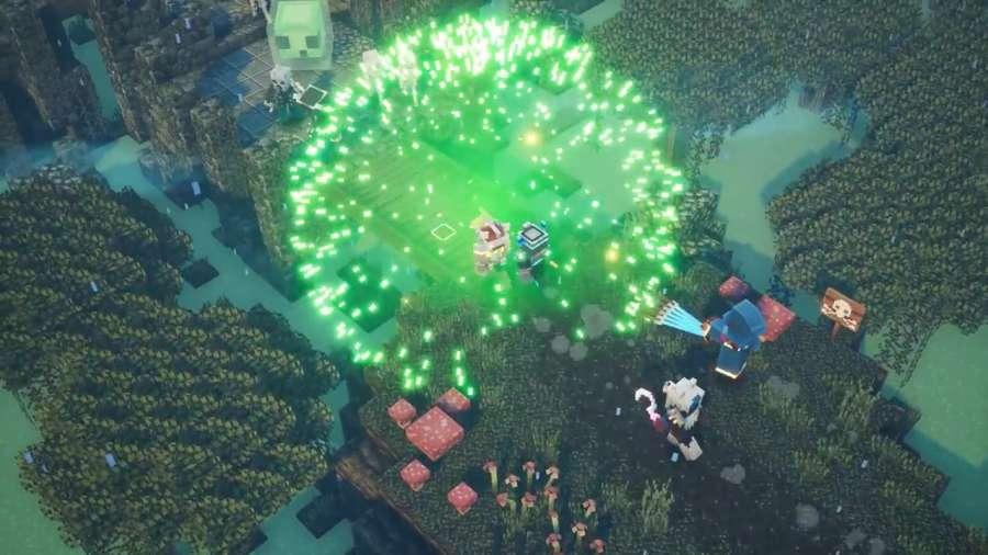 我的世界:地下城截图3