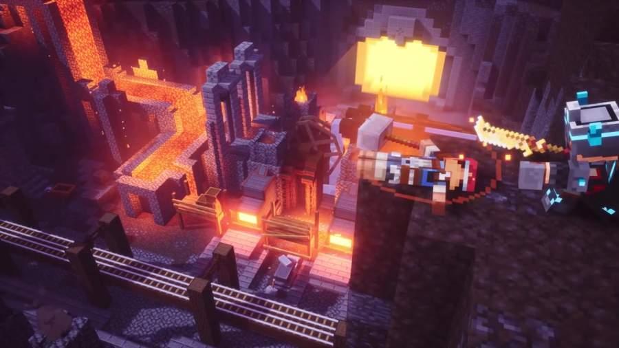 我的世界:地下城截图4