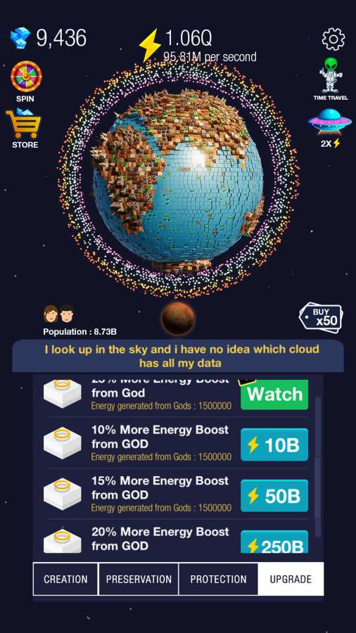 放置世界截图3