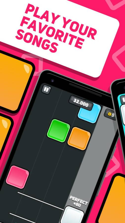 SUPER PADS TILES – Your music GAME!截图10