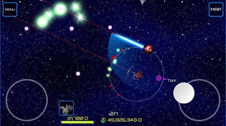 星际旅行者截图1