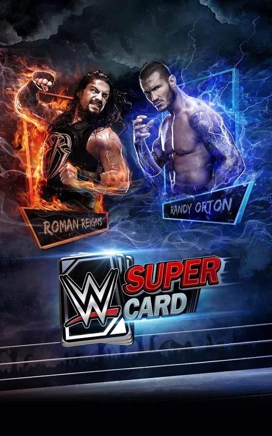 WWE 巨星卡牌截图4