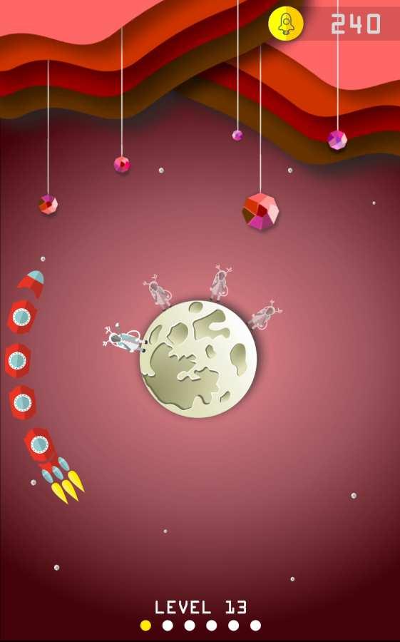 紙片太空截圖3