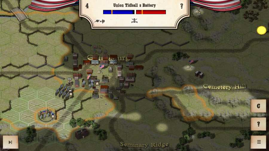 南北战争:葛底斯堡战役