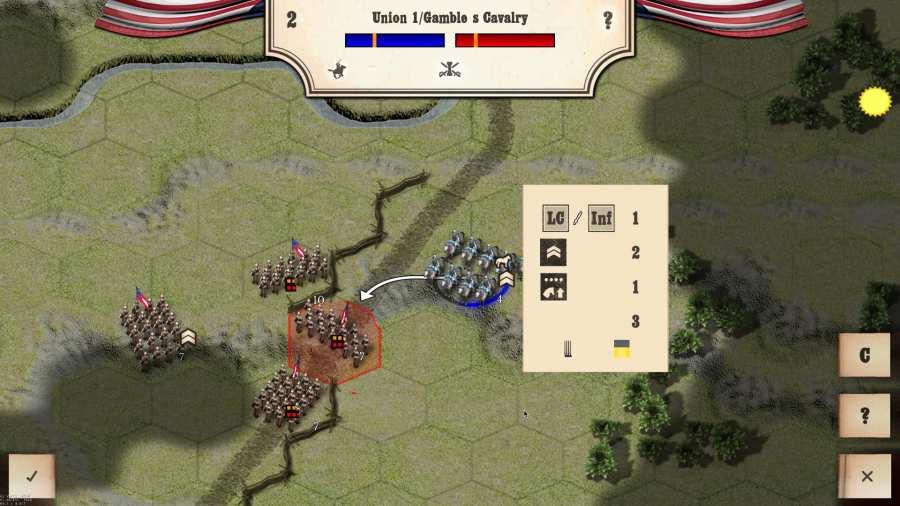 南北战争:葛底斯堡战役截图4