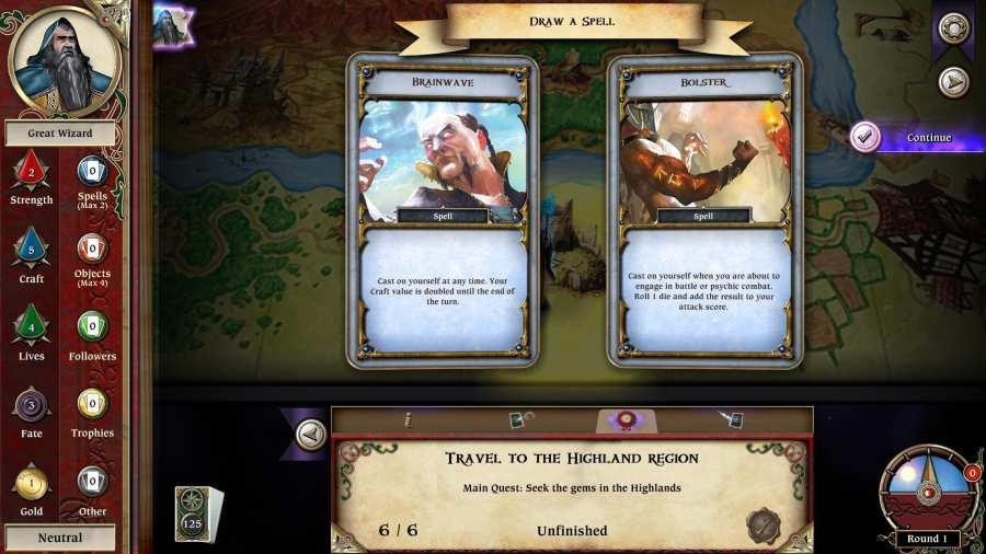 圣符国度:起源截图3