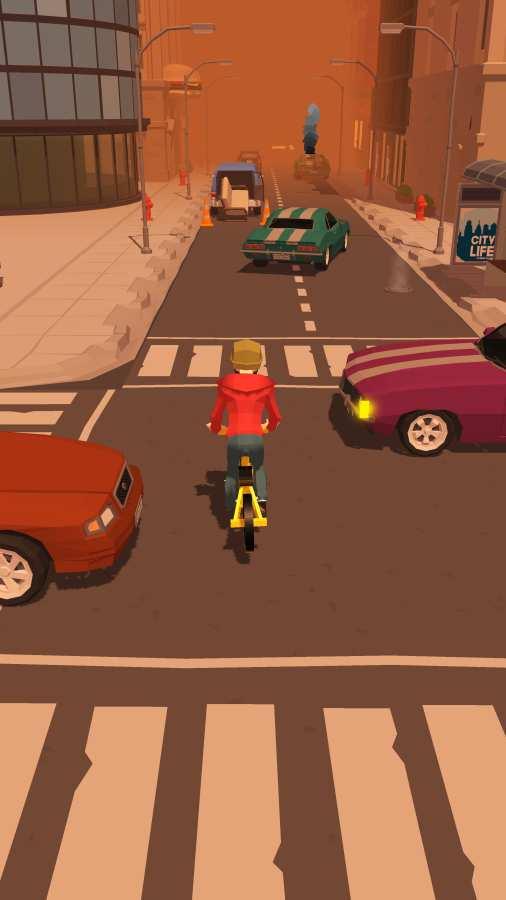 疯狂自行车截图2