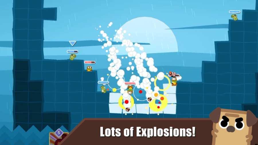 炸弹投石机:卡牌战斗 测试版截图2