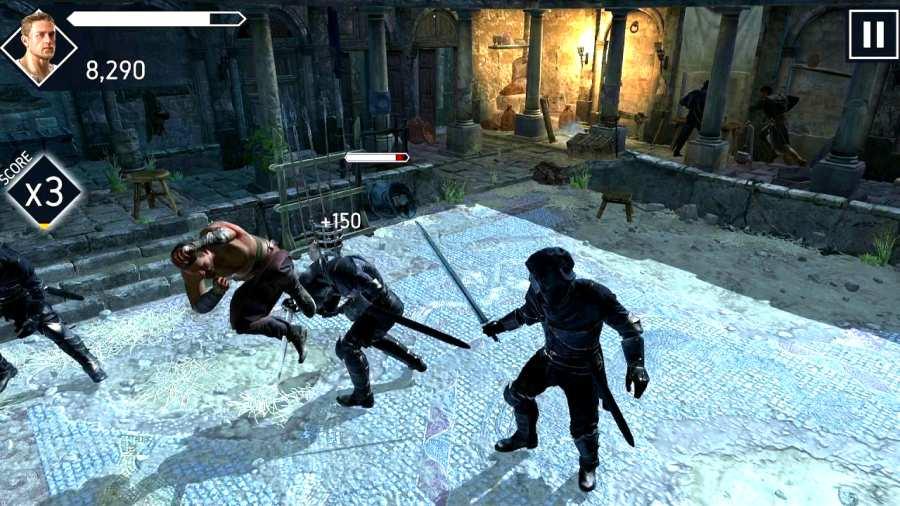 亚瑟王:圣剑传奇截图1