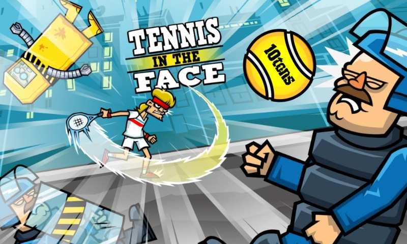 网球救市录