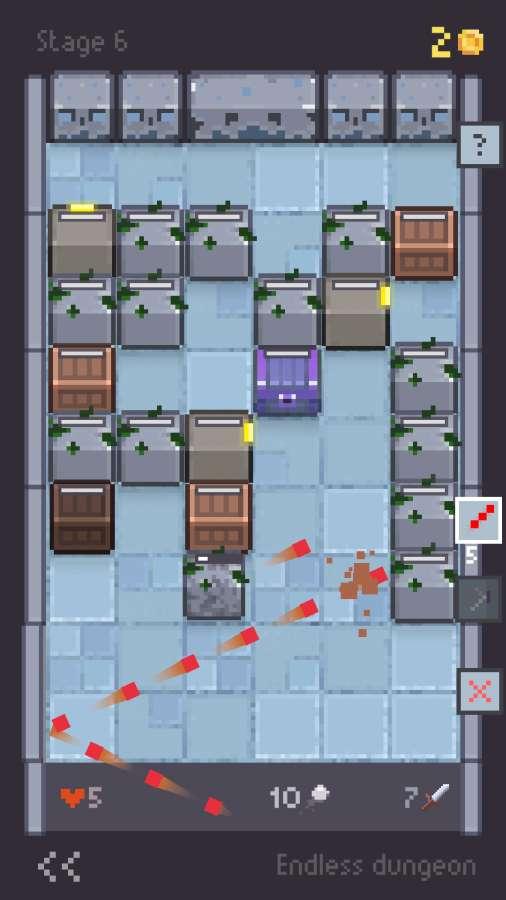 砖块地牢截图2