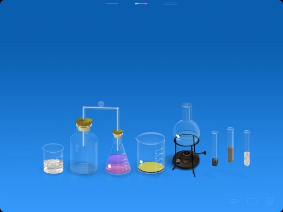 虚拟化学实验室截图4