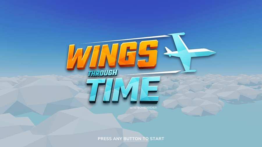 穿越时空的翅膀