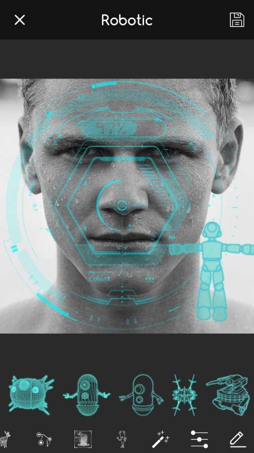 Virtual Hologram截图1