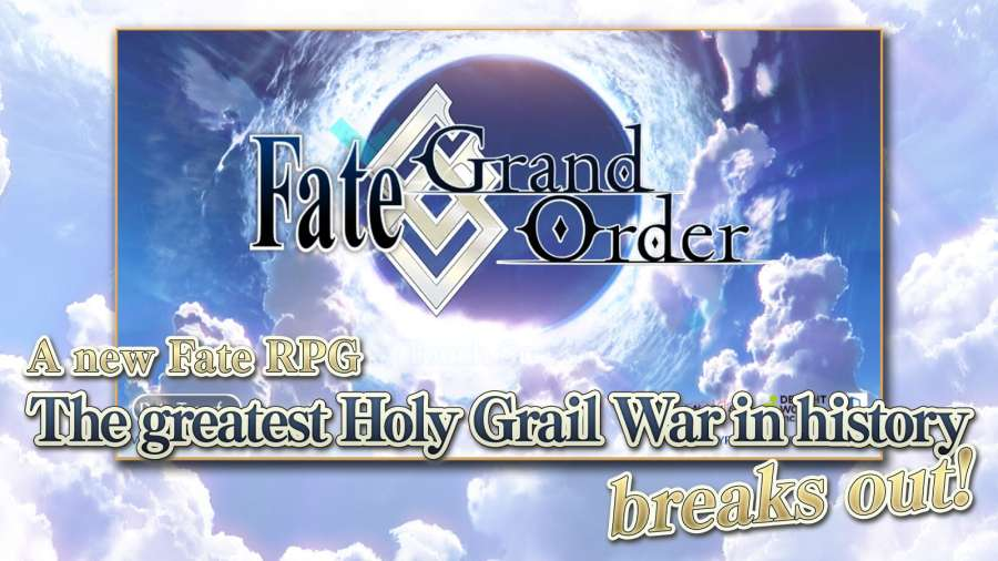 Fate/Grand Order 美服版截图0