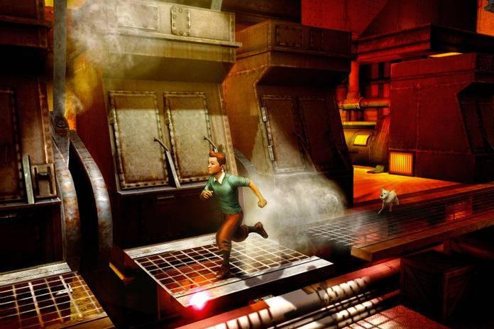 丁丁历险记:独角兽号的秘密截图1