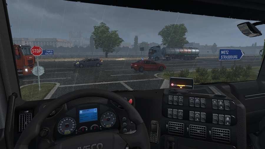 欧洲卡车模拟器2截图1