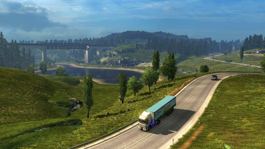 欧洲卡车模拟器2截图4