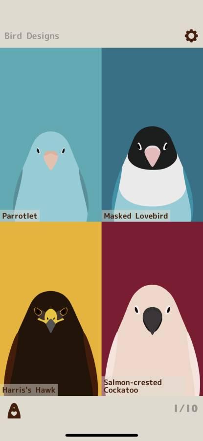 鳥類壁紙截圖0