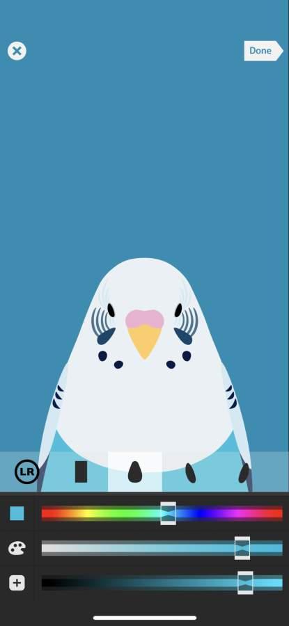 鳥類壁紙截圖3