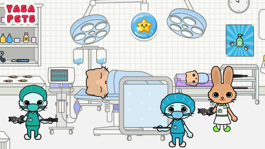 亚萨宠物:医院截图4