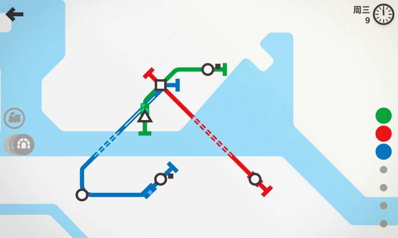 模拟地铁 测试版截图1