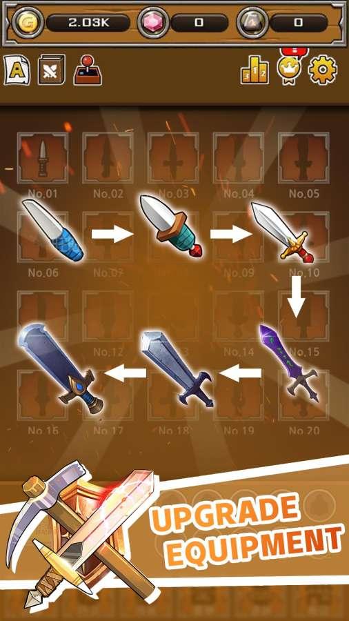 刀锋铁匠截图2