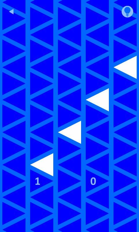 蓝色截图0