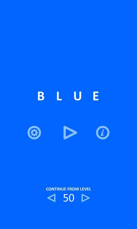 蓝色截图4