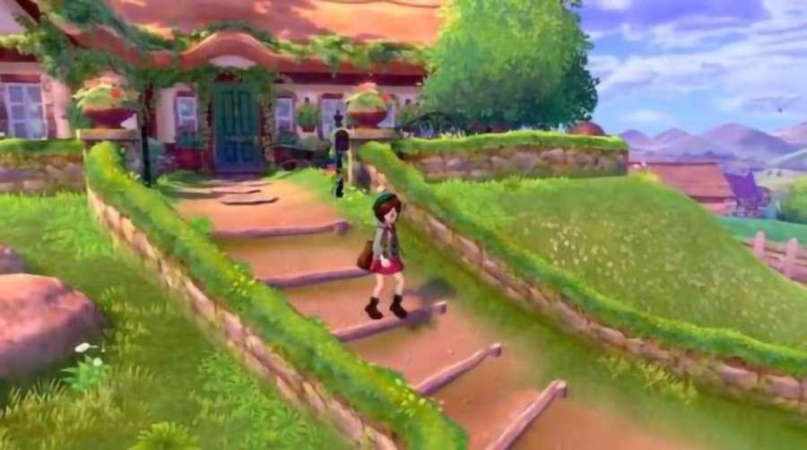 宝可梦:剑与盾截图1