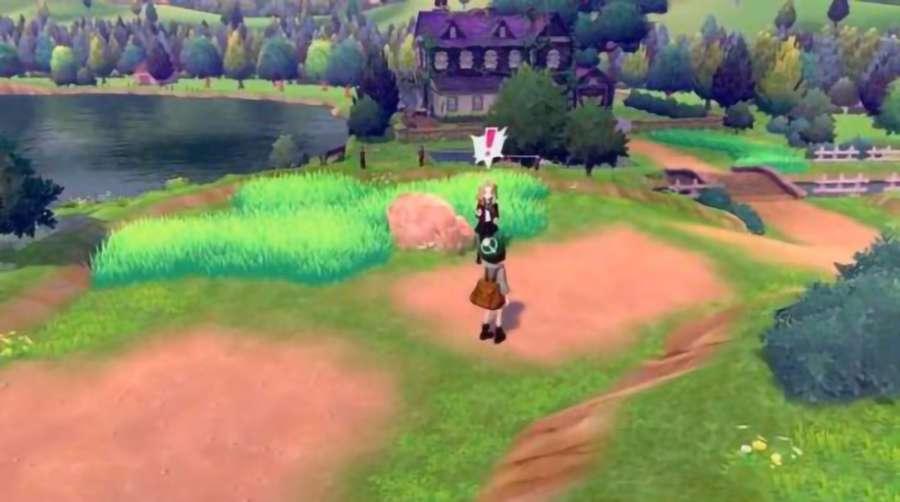 宝可梦:剑与盾截图4