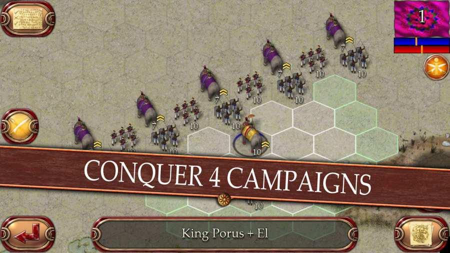 古代之战:亚历山大截图1