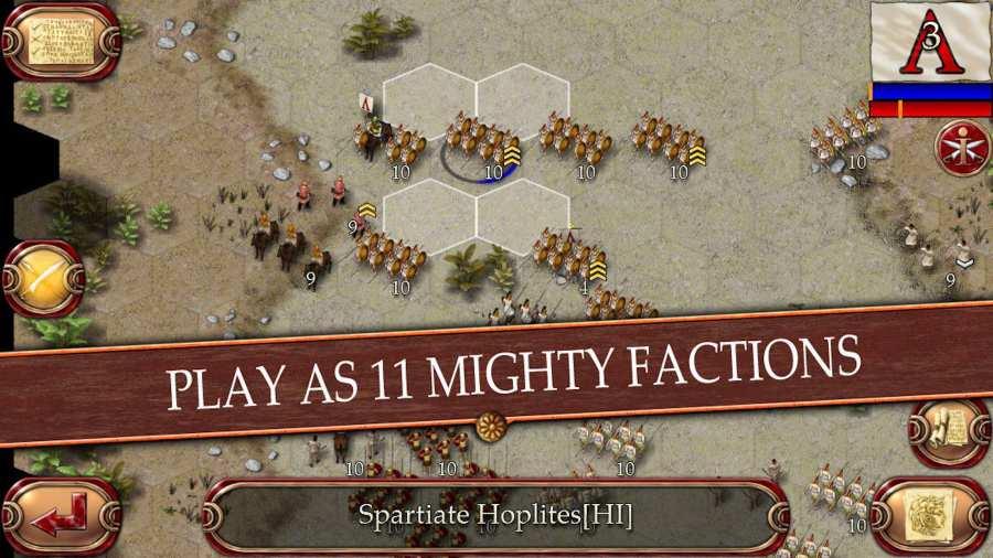 古代之战:亚历山大截图2