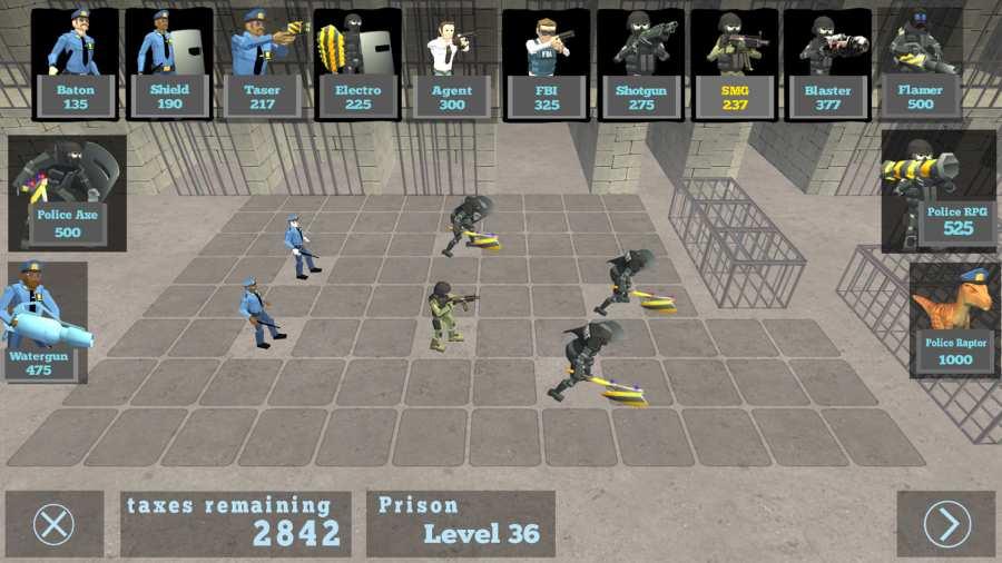 战斗模拟器截图2