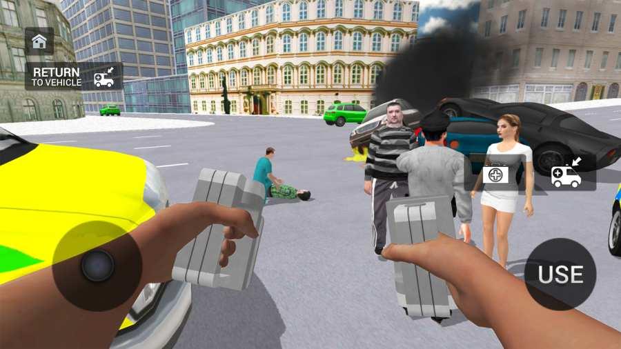 救护车模拟器截图3