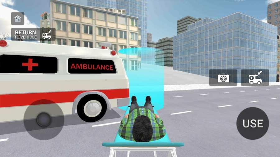 救护车模拟器截图4