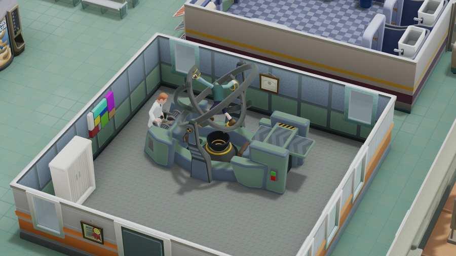 双点医院截图0