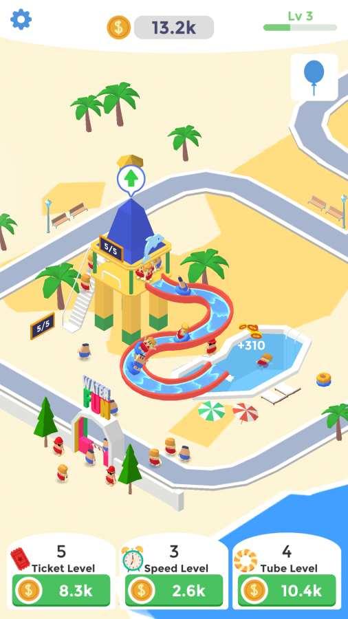 放置水上乐园截图2