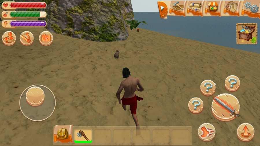 生存岛:野蛮人2截图3