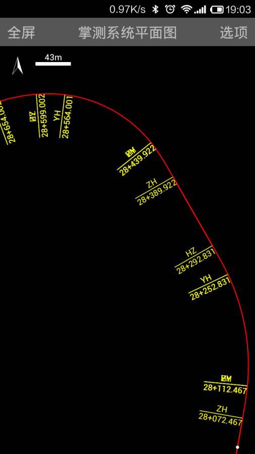 道路分析掌测
