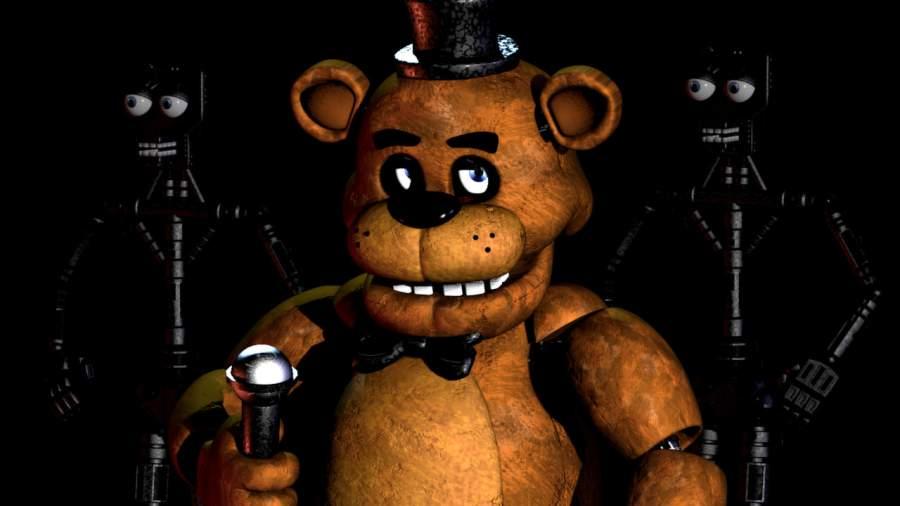 玩具熊的五夜后宫 重制版截图1