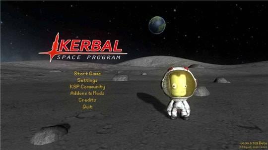 坎巴拉太空计划截图0