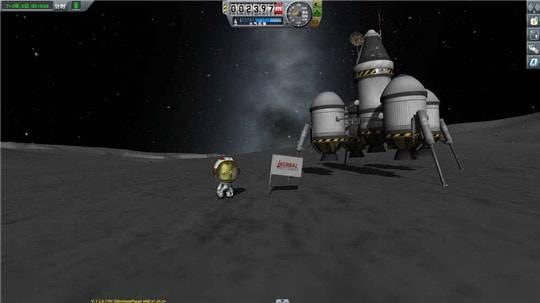 坎巴拉太空计划截图3