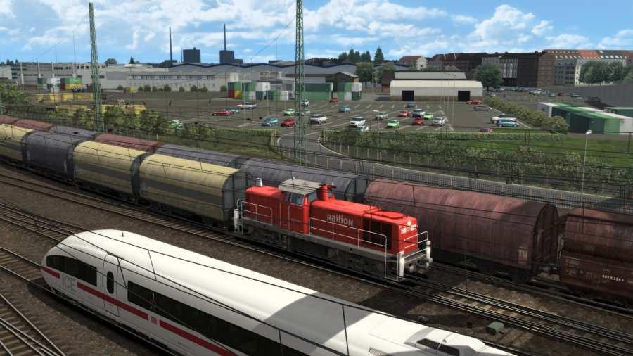 火车模拟2019截图1